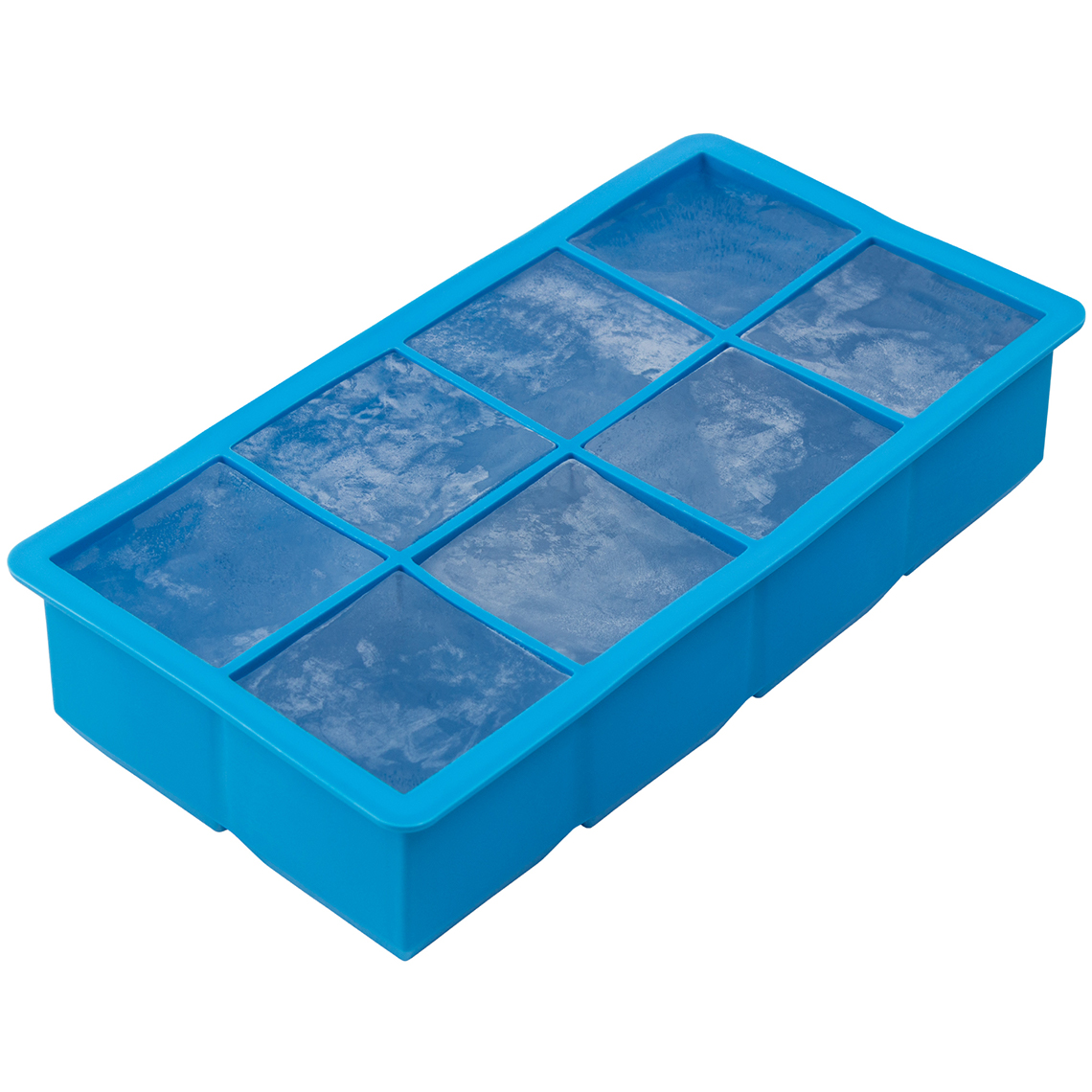 Large Silicone Ice Cube Trays Kitchen Fanatic