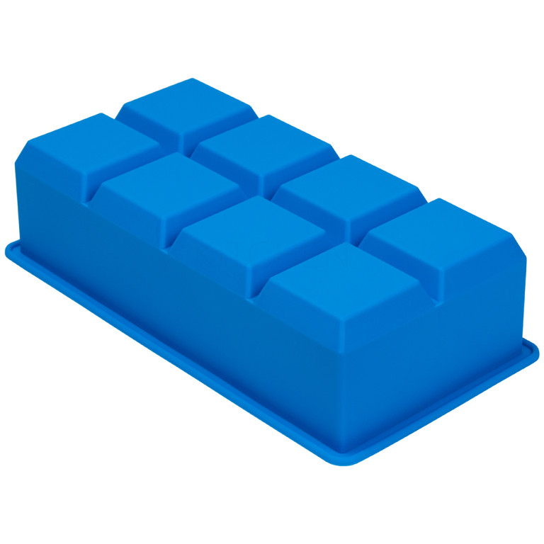ice cube tray blue
