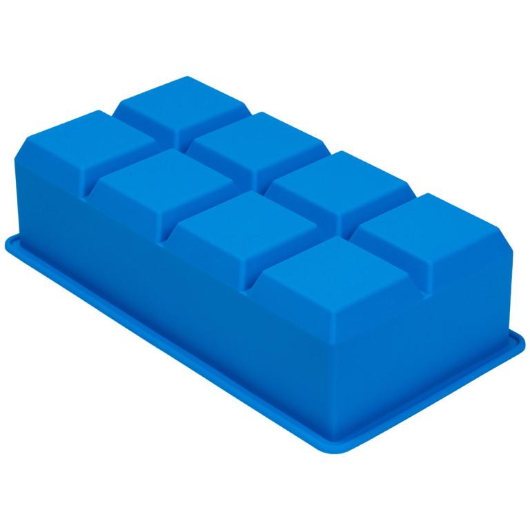 ice cube tray blue